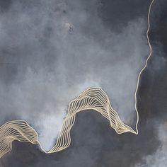 tracie cheng: abstract watercolors, monoprints, mixed media, experimental