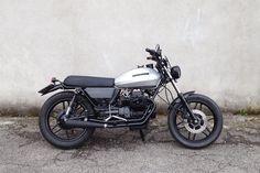 moto guzzi V50 tracker