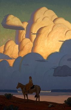 Logan Maxwell Hagege 'Unveiling the Clouds' 2010