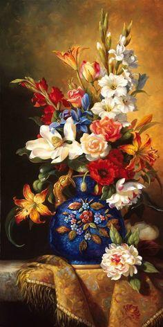 Художница Fran Di Giacomo - Hobbies paining body for kids and adult Art Floral, Indian Art Paintings, Inspiration Art, Still Life Art, Pour Painting, Flower Art, Watercolor Paintings, Art Drawings, Art Gallery