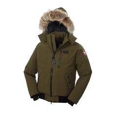 Canada Goose coats sale 2016 - Canada Goose Men's Borden Bomber, Silver Birch, X-Small Canada ...
