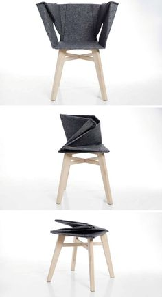 sillA pleGable / foLded chAir