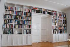 Platsbyggd bokhylla | Flickr - Photo Sharing!
