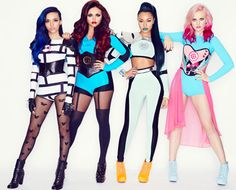 Little Mix - Wings (날개) (Korean Ver. Little Mix Move, Little Mix Jesy, Little Mix Style, Little Mix Girls, Jesy Nelson, Perrie Edwards, Little Mix Photoshoot, Ver Youtube, Hollywood