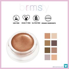 RMS Beauty – Organic Cream Eyeshadow ($28)