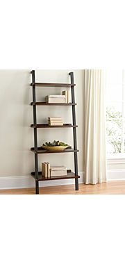 Ladder Bookcase  fou