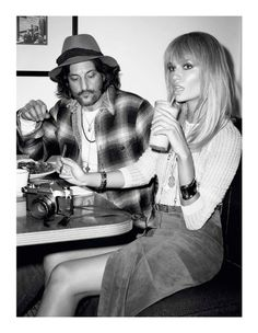 Vogue Paris, February 2013