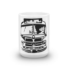 Bus To Haven - Mug