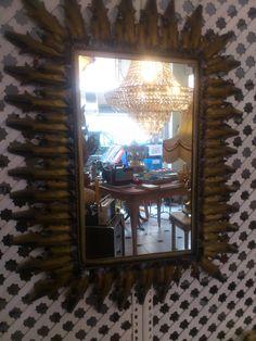 Espejo forja años setenta vitange