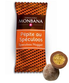 Speculoos nugget | Monbana Food Services