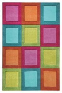 Dětský koberec Chytré knoflíky