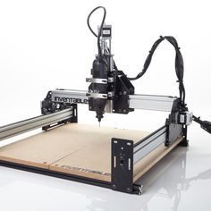 The New, Improved Shapeoko 2 Open-Source CNC Milling Machine Is Available Now from Inventables for Less Than $650