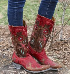 Old Gringo Boots for Women Buy Boots, Shoe Boots, Shoes, Red Cowgirl Boots, Old Gringo Boots, Fashion Marketing, Belt Buckles, Fashion Boots, Riding Boots