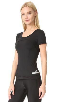 ADIDAS BY STELLA MCCARTNEY Perf Tee. #adidasbystellamccartney #cloth #dress #top #shirt #sweater #skirt #beachwear #activewear
