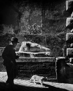 Rome ca 1950 Herbert List