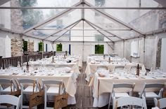 clear tent for wedding maryland - Google Search