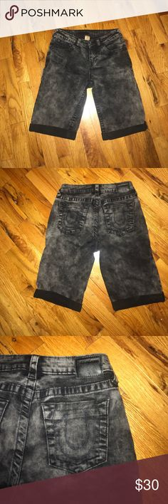 True religion boys shorts True religion boys shorts great condition True Religion Bottoms Shorts