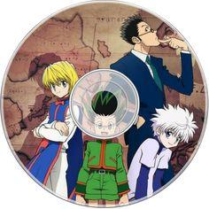 Hunter x Hunter CD