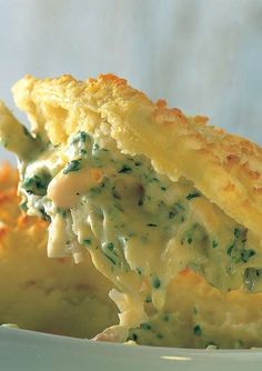 Rick Stein's Fish Pie is part of Rick Steins Fish Pie Recipe Telegraph - Rick Stein's take on the a classic seafood dish This creamy fish pie recipe brings together cod and smoked haddock with a fluffy potato and parsley topping Fish Recipes, Seafood Recipes, Cooking Recipes, Healthy Recipes, Recipies, Fish Pie Healthy, Seafood Pie Recipe, Cooking Gadgets, Cooking Videos