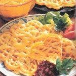 Praktická Kuchařka: Srdíčkové syrové vafle
