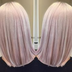 pastel pink blonde hair - Google Search