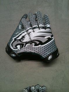 Philadelphia Eagles gloves #NFL #eagles