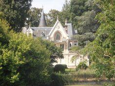 Château de Belle Rive - Cezy, Yonne, Bourgogne