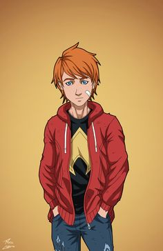Colin Wilkes (Earth-27) commission by phil-cho on DeviantArt