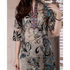 plus size V-neck bohemia chiffon one-piece women summer dress fashion casual dress