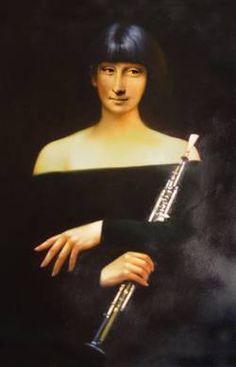 Mona Lisa - The Musician