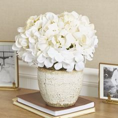 Charlton Home Enjoy vibrant blooms year-round with these faux florals, perfect for arranging into a gorgeous (and scent-free) centerpiece, or settling onto the nightstand for a splendid bedside vignette.