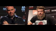 Dana White Trashes Roy Nelson (09/27/2016)