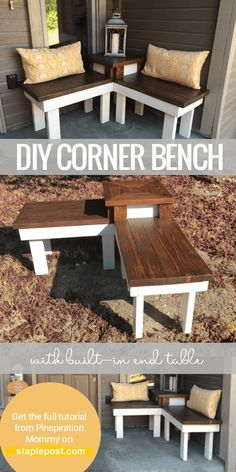 DIY outdoor furniture projects aren't just for the crafty or budget-conscious, they allow a refreshing degree of originality.Find the best designs! >>> Be sure to check out this helpful article. #homedecorprojects