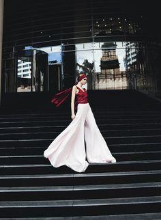 *.* Stella Lucia, Nic Smith by Mario Testino for Vogue Australia April 2016. Red…