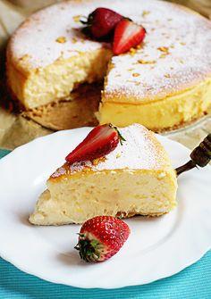 Magda Kucharzy - Lemon cheesecake with potatoes