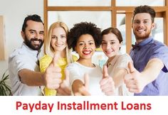 #PaydayInstallmentLoans arrange additional fiscal help with flexible repayment option. Availing for these financial services loan seekers can avoid the hassle of credit checking and documents pledging procedure prior to approval. www.quickinstallmentloans.ca