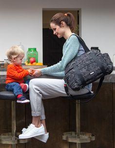 Storksak Sandy Baby Changing Bag