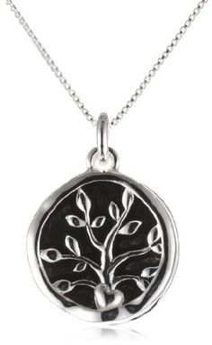 """Sterling Silver """"A Friend May Well Be Reckoned The Masterpiece Of Nature-Ralph Waldo Emerson"""" Two Charm Reversible Pendant Necklace, 18"""" Amazon Curated Collection,http://www.amazon.com/dp/B0035FZK66/ref=cm_sw_r_pi_dp_tjvNsb1PXQJGWFJJ"""
