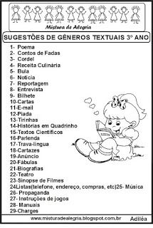 Gêneros textuais para cada turma Activities, Education, Comics, Memes, Books, Nova, 1, Writing Activities, Reading Room