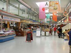 Indoor market, Zossenerstr Berlin SW29   Flickr - Photo Sharing!