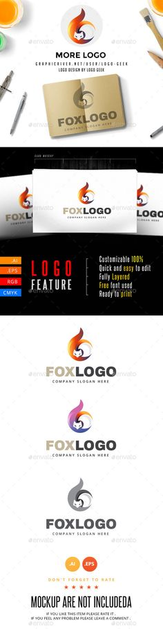 LOGO FEATURE Customizable 100 Quick and easy to edit Fully Layered Free font used Ready to printIf you like this item please rate