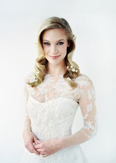 Romantic Spring Floral Inspiration (Part Bridal Dresses, Wedding Gowns, Lace Wedding, Luxury Wedding, Dream Wedding, Pastel Bouquet, Fairytale Weddings, Elegant Bride, Floral Hair