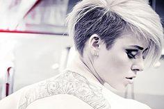 15 Short Undercut Hairstyles   2013 Short Haircut for Women