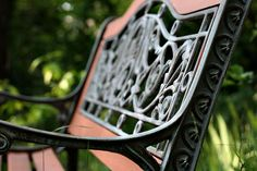 Bench by Elissa @ 17 and Baking, via Flickr