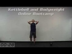 Preview Kettlebell and Bodyweight Workout - JohnnyFit