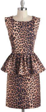 In Hot Purr-suit Dress on shopstyle.com