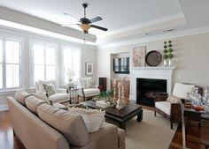 Interior Photography - traditional - living room - charleston - Patrick Brickman