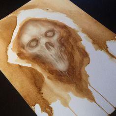...oil wash on paper  #zombies #thewalkingdead #art#artwork#dark#darkart#artistic_share#painting#paint#oilpainting#artforthesick#artist_4_shoutout#artist_features#arts_help#artwork_daily#tattoos#tattoo#tattooart#spotlightonartists#art_collective_mag#juxtapozmag#art_collective_skulls#artspotlight#worldofartists#instartpics#artsanity#artfido#arts_gallery#arts_mag#winsorandnewton