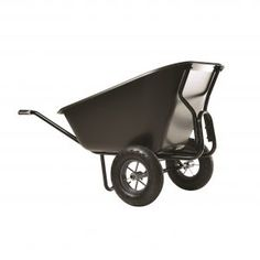 Haemmerlin Colossus Poly Wheelbarrow – huge wheelbarrow, great value – available for delivery across mainland UK for Mud House, Clean Your Car, Wheelbarrow, Tools, Utility Cart, Shop, Horticulture, Botany, Modern Design