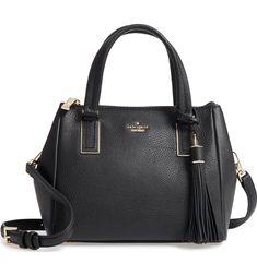 761a8591e23a kingston drive - small alena leather satchel